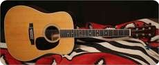 Martin D 35 1967 Natural