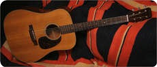 Martin D 18 1965 Natural