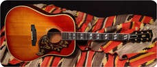 Gibson HUMMINGBIRD 1963 Sunburst