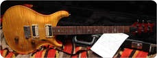 PRS CUSTOM 24 1990 Vintage Yellow