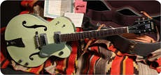 Gretsch 6118 1964 TWO TONE GREEN