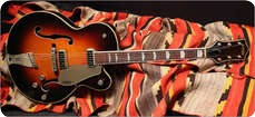 Gretsch COUNTRY CLUB 1955 Sunburst