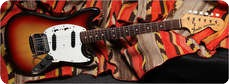 Fender Mustang 1974 Sunburst