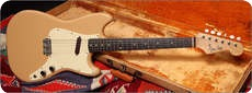 Fender Musicmaster 1960 DESERT SAND