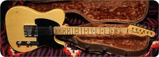 Fender Telecaster 1951 Butterscotch Blonde