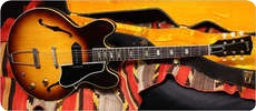 Gibson ES 330 1962 Sunburst