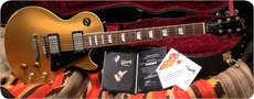 Gibson LES PAUL JOE BONAMASSA 2008 Aged Goldtop