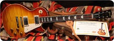 Gibson Les Paul Les Paul 40th Anniversary R9 ON HOLD 1999 Flame Top