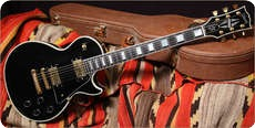 Gibson Les Paul Custom 1989 Black