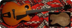 Ribbecke HALFLING BOBBY VEGA MODEL 2006 SUNBURST