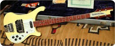 Rickenbacker 4001CS 1991 CREAM