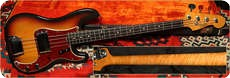 Fender Precision Bass 1968 SUNBURST