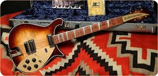 Rickenbacker 6606 2004 MONTEZUMA BROWN