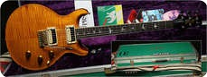 PRS PRIVATE STOCK GOLDEN EAGLE 2009 AMBER