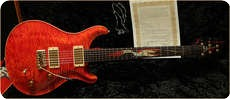 PRS Private Stock Phoenix 2007 Red