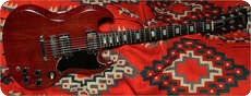 Gibson SG Standard 1974 Cherry