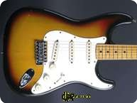 Fender Stratocaster 1975 3 tone Sunburst