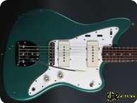Fender Jazzmaster 1965 Sherwood Green Metallic