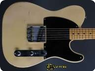 Fender Esquire Telecaster 1951 Blond