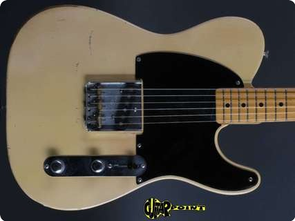 Fender Esquire ( Telecaster) 1951 Blond