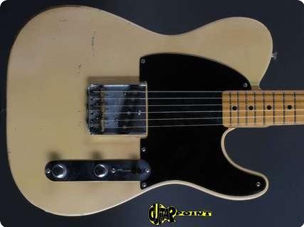 Fender Esquire ( Telecaster) 1951 Blond