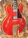 Gibson ES 355 TD SV 1966 Cherry Red