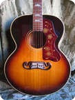 Gibson J 200 1961 Sunburst