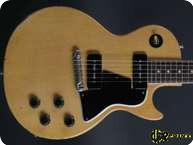 Gibson Les Paul Special TV 1956 TV Yellow