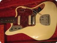 Fender Jaguar 1965 Olympic White