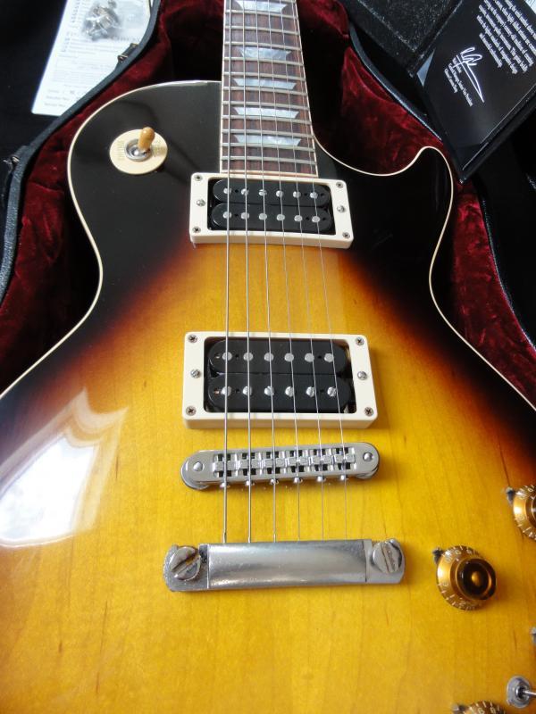 Gibson Les Paul Standard Slash Signature Custom Shop 2011