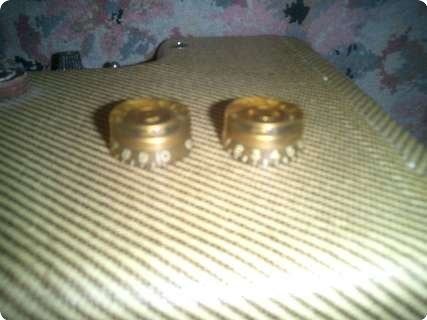 Gibson Ice Cube 1/2 Inch 1954 Gold