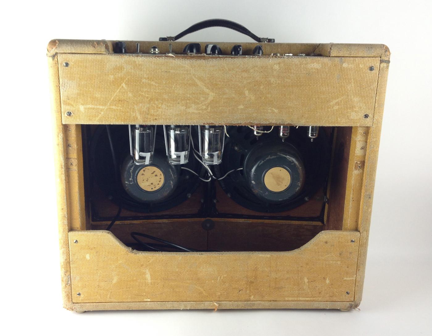 Fender amplifier serial dating 4