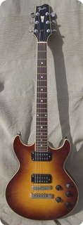 Fender Flame Robben Ford 1984 Sunburst