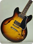 Gibson Custom Shop ES 339 2008 Vintage Tobacco Sunburst
