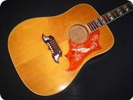 Gibson Dove 1967 Natural