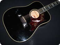 Gibson Dove 1977 Black