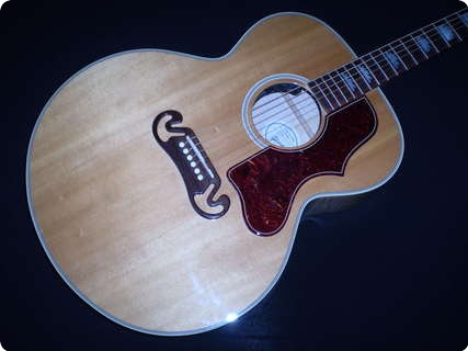 Gibson J200 Studio 2010 Natural