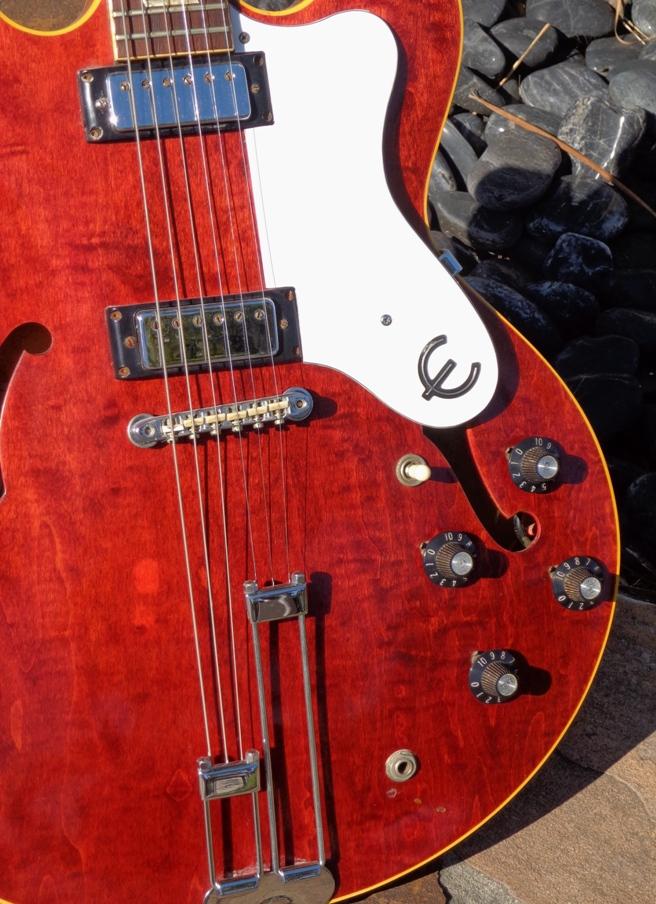 epiphone e360tdc riviera 1969 guitar for sale guitarbroker. Black Bedroom Furniture Sets. Home Design Ideas