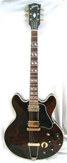 Gibson Es345tdw Es345 Stereo 1976 Walnut
