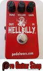 PedalworX Hellbilly 2013 Red
