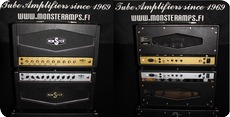 Monster Amps El Mocambo 2050W RMS ODS Reverb Head 2013 Light Brown