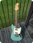 Fender Mustang Daphne Blue Custom Color 1966