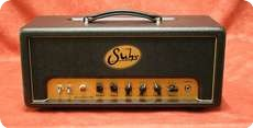 Suhr Badger 30 Head Black