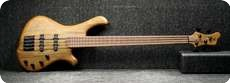Mayones BE4 0000 Natural Oiled Body