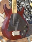 Gibson Grabber Bass Signed By Gene Simmons 1974