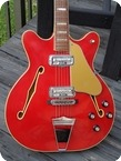 Fender Coronado II From The Very 1st Batch Produced 1966