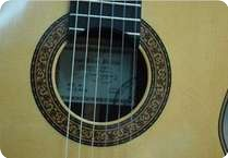 Jose Bellido Negra Flamenco Guitar