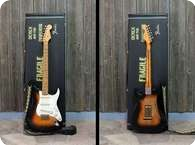 Visual Clone Guitars Erics Brownie 2013