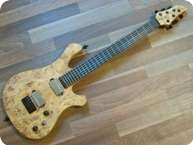 KD Guitars S Series Custom Naturel