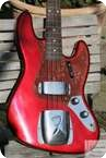 Fender 62 Jazz Bass CAR Custom Shop Candy Apple Red